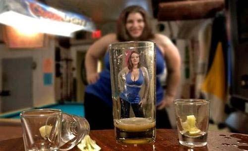 Cerveza y obesidad