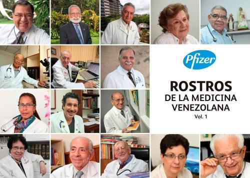 Libro_Rostros de la Medicina Venezolana 12FEB-1