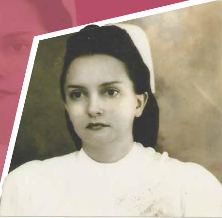 Aurora López Pérez, pionera y orgullo de las enfermeras zulianas y de todo el país, se graduó en Maracaibo en 1945