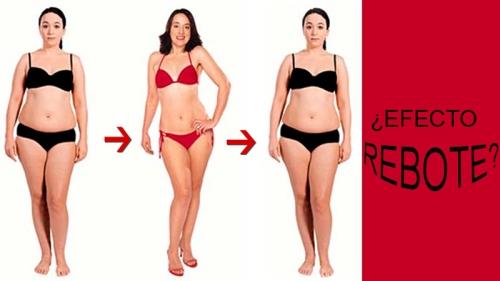 Perder 6 kilos y recuperar cinco cuatro años más tarde reduce las posibilidades de desarrollar diabetes en los siguiente cinco años