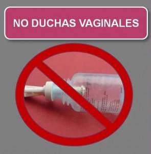 Por su contenido y por sus efectos, el Colegio Estadounidense de Obstetras y Ginecólogos (ACOG) recomienda a las mujeres, no correr riegos y evitar la práctica de las duchas vaginales